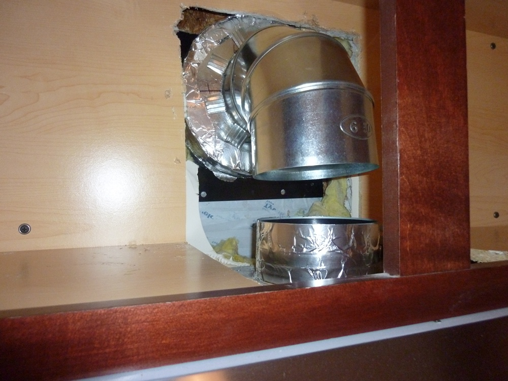 in and out kitchen vent